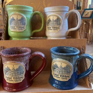 St. Tikhon coffee mugs