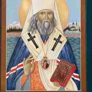 St. Innocent of Alaska Icon