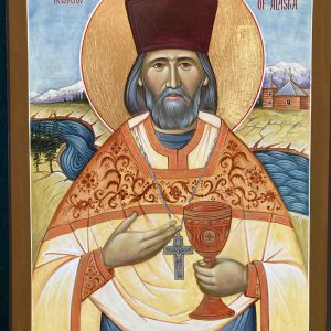 St. Jacob of Alaska Icon